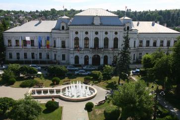 Sediu primariei din Turda